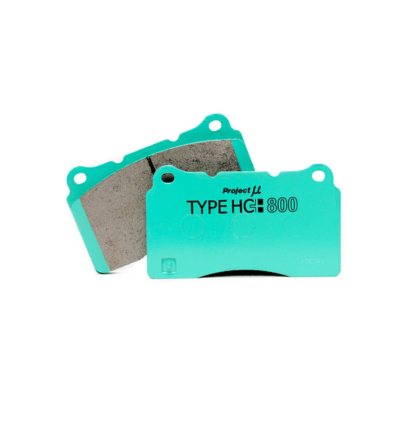 Project Mu HC+800 Brake Pads (REAR)