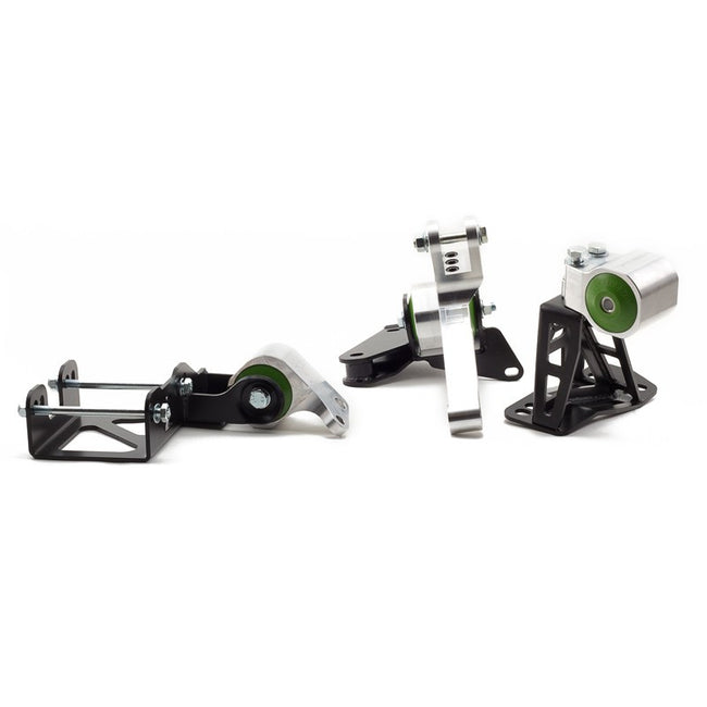 HYBRID RACING Aluminum K-series Swap Mount Kit for EG/DC