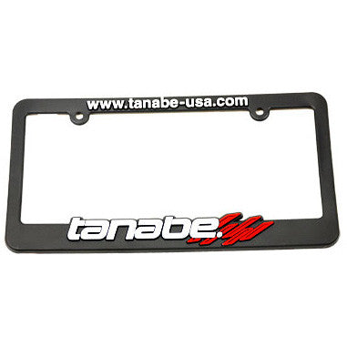 Tanabe License Plate Frame
