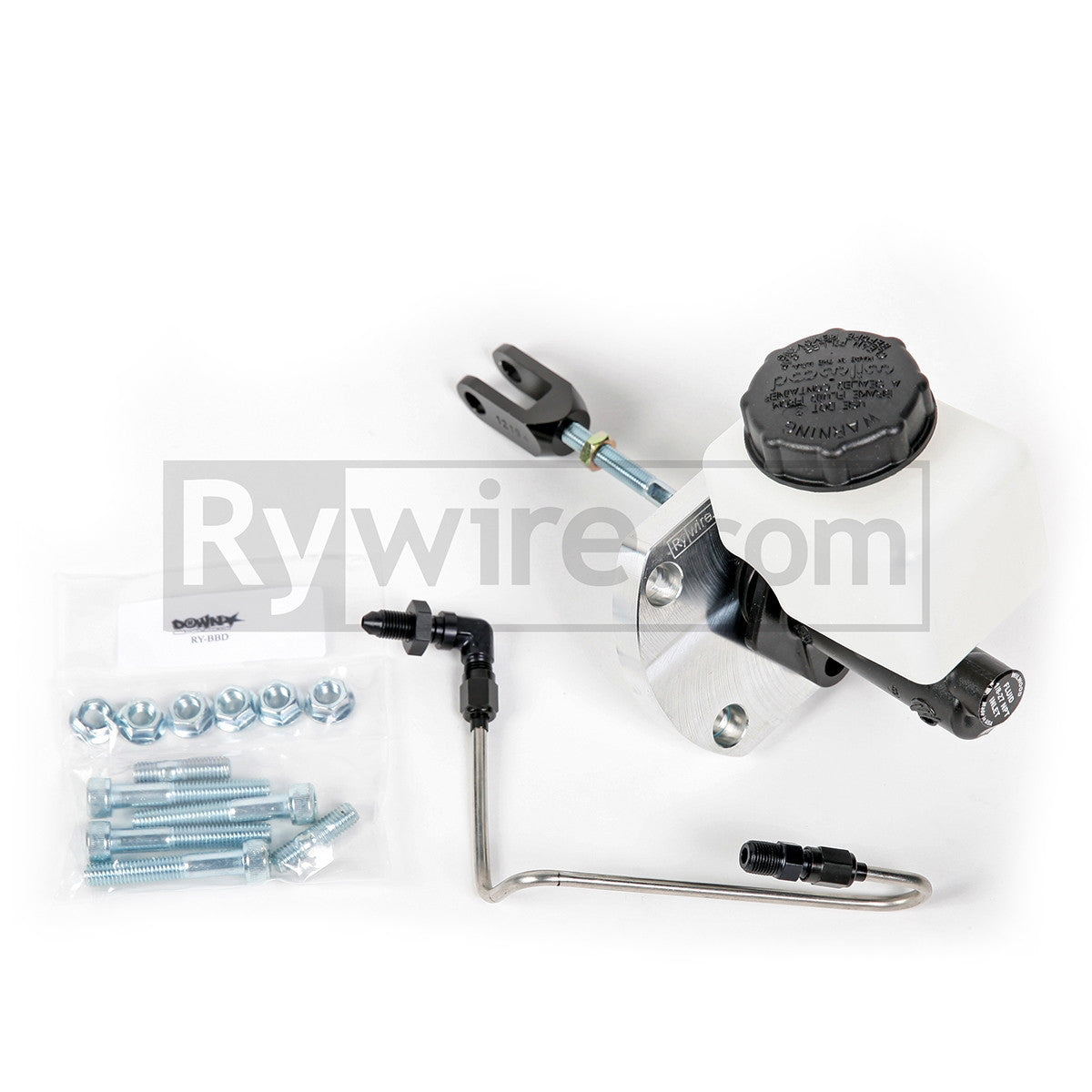 Rywire Manual Brake Conversion Kit
