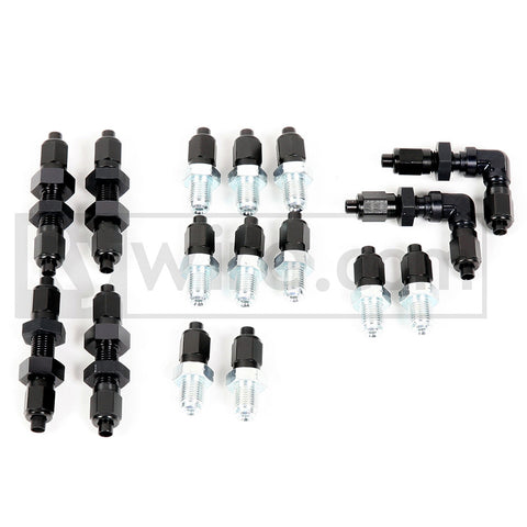 Rywire DIY Proportion Valve Relocation Fittings