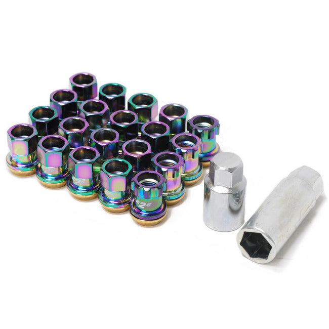Project Kics R26 Lug Nuts