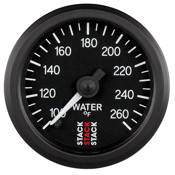 Stack Pro Stepper Motor Analogue Gauge - Water Temperature