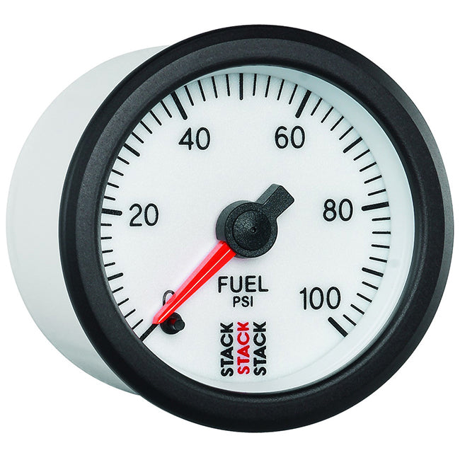 Stack Pro Stepper Motor Analogue Gauge - Fuel Pressure