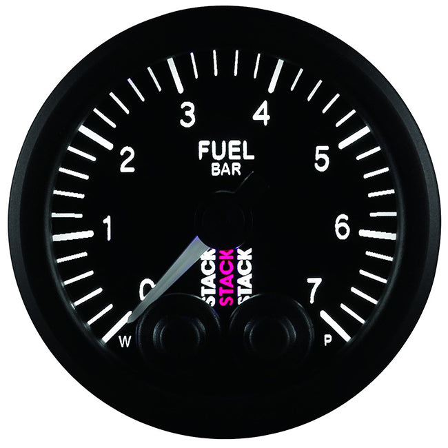Stack Pro-Control Analogue Gauge - Fuel Pressure