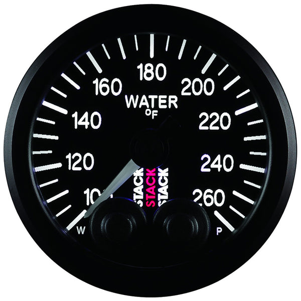 Stack Pro-Control Analogue Gauge - Water Temperature