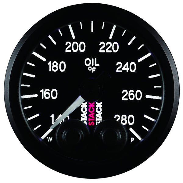 Stack Pro-Control Analogue Gauge - Oil Temperature