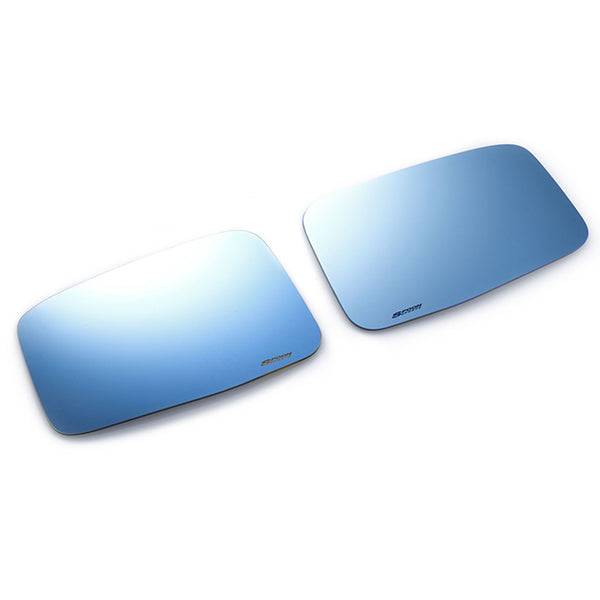 Spoon Sports Blue Wide Angle Door Mirrors