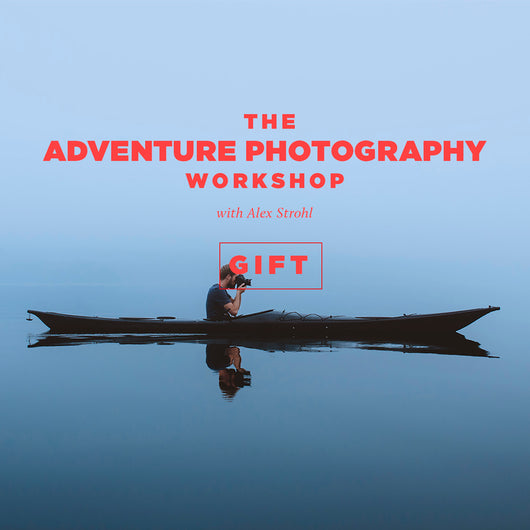 (GIFT) The Adventure Photography Workshop