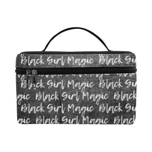 Black Girl Magic Toiletry Bag