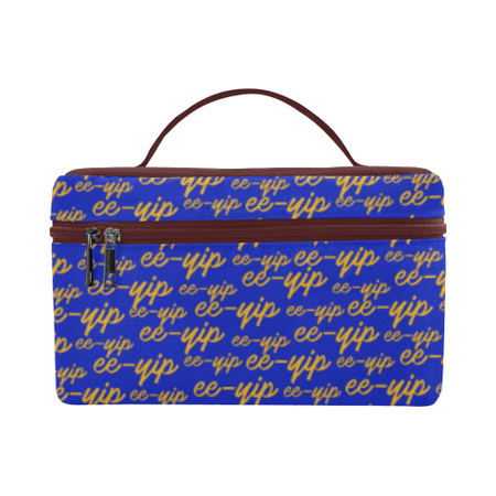 Blue EE-YIP Toiletry Bag