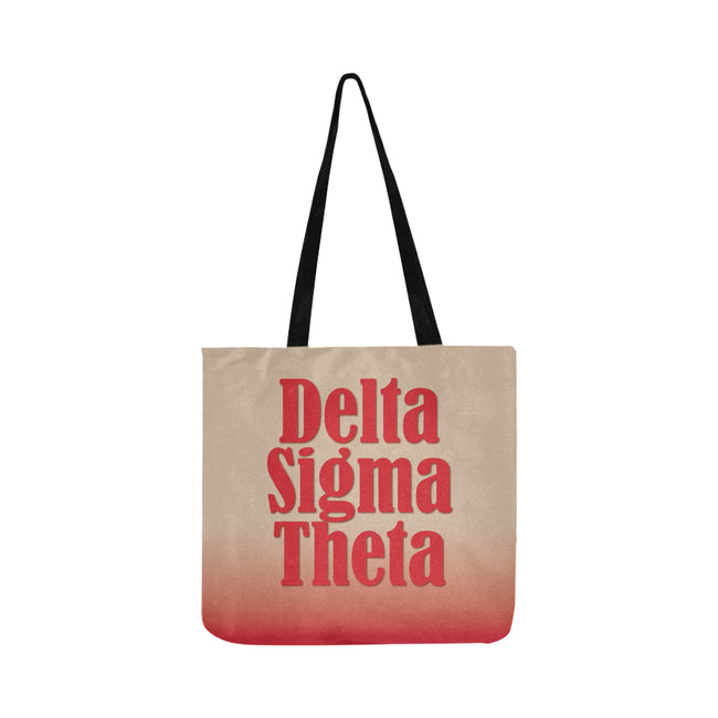 Gradient DST Reusable Shopping Bag