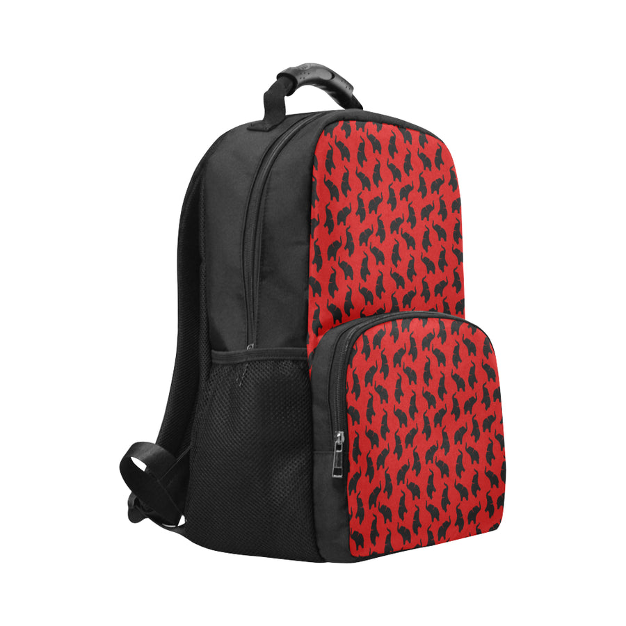 Red Elephant Backpack