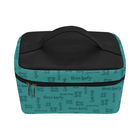 Teal Boss Lady Toiletry Bag