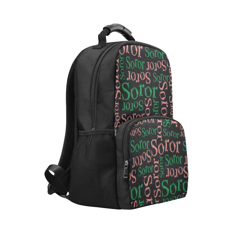 AKA Soror Backpack