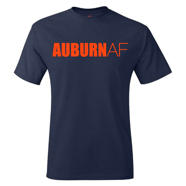 Short Sleeve Mens AuburnAF Tee