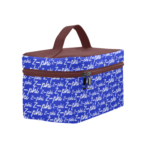 Blue Z-Phi Toiletry Bag