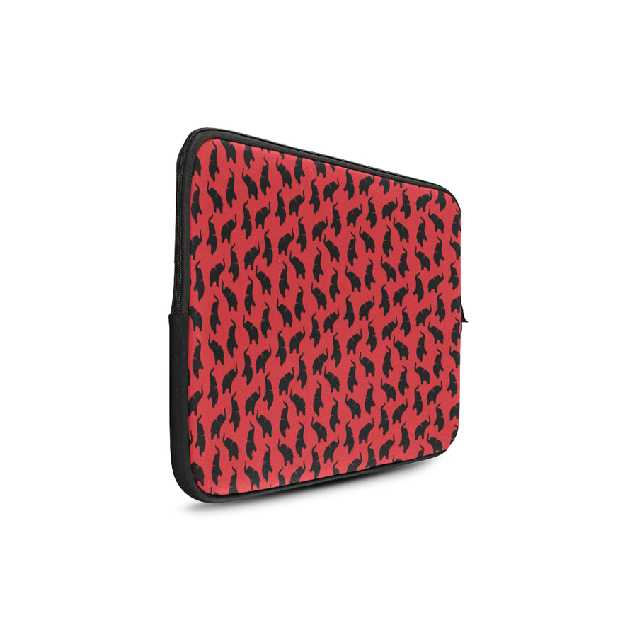 "Red Elephant Sleeve for Laptop (17"")"