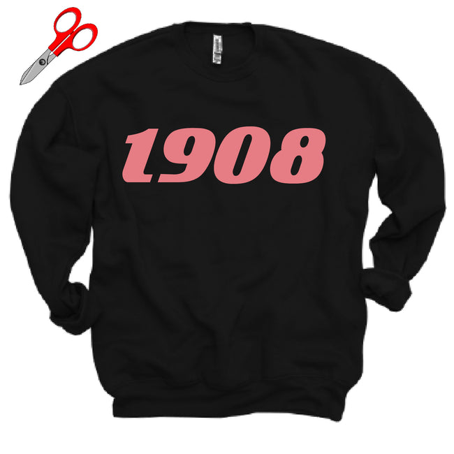1908 Fleece OVERSIZED Sweatshirt