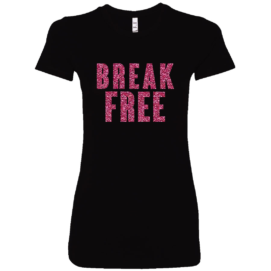 Custom Short Sleeve Break Free Tee