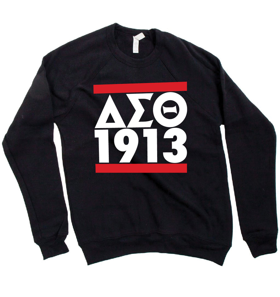 RUN DST 1913 French Terry Sweatshirt