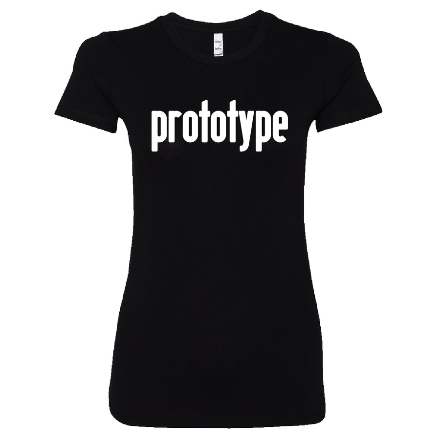 Short Sleeve Prototype Ladies Tee