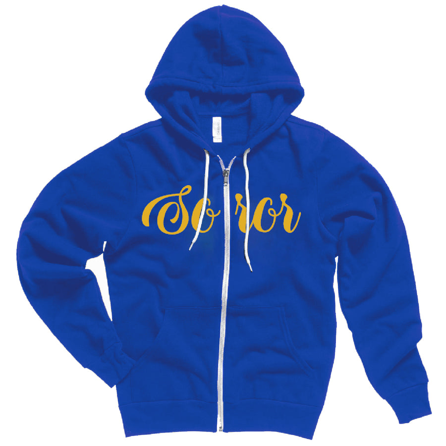 Sigma Soror Fleece Jacket