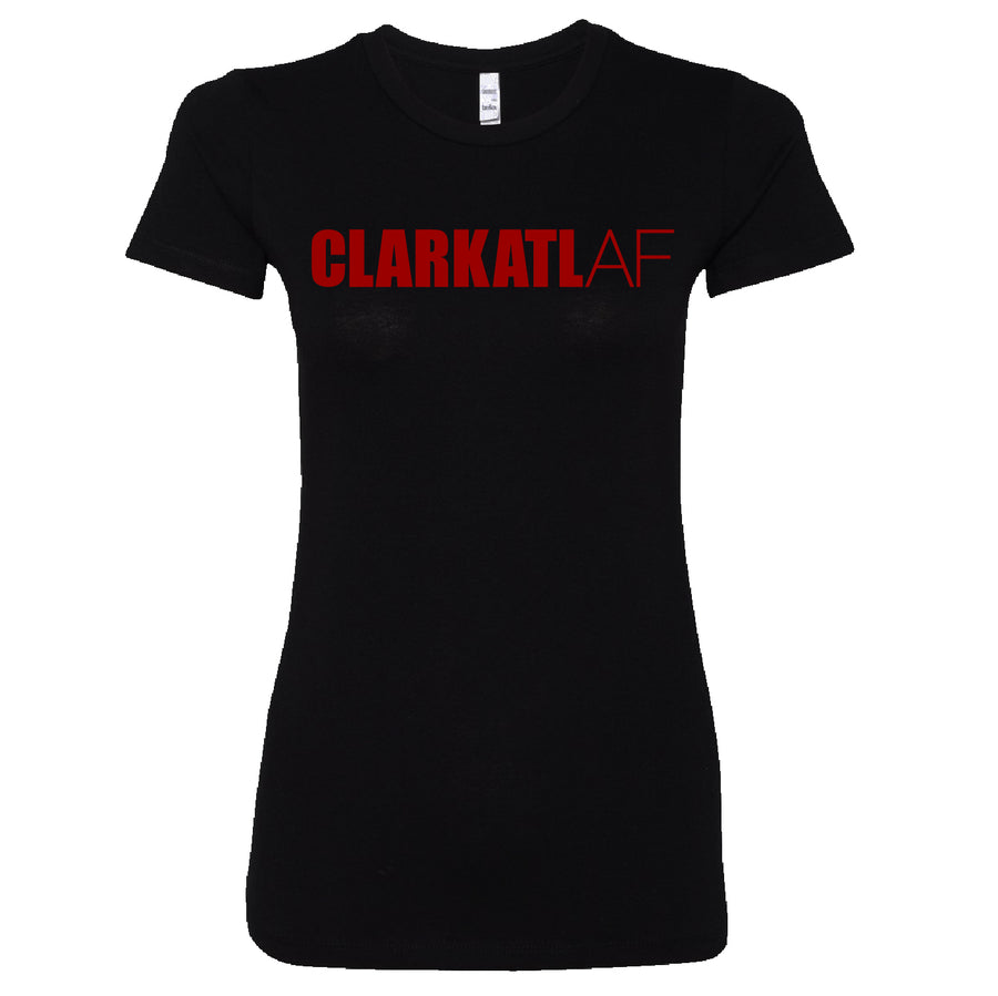 Short Sleeve Ladies ClarkATLAF Tee