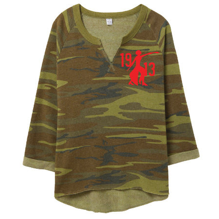 Camo Fortitude Fleece Slouch