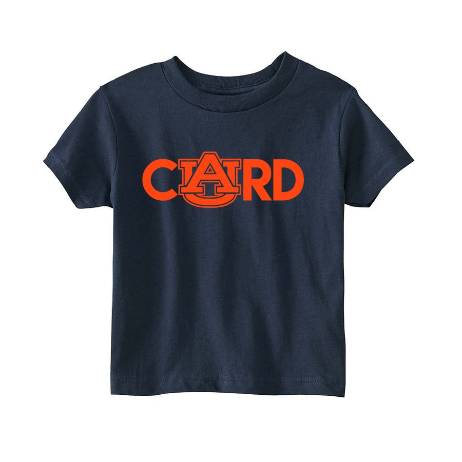 Custom Short Sleeve AU Card Tee