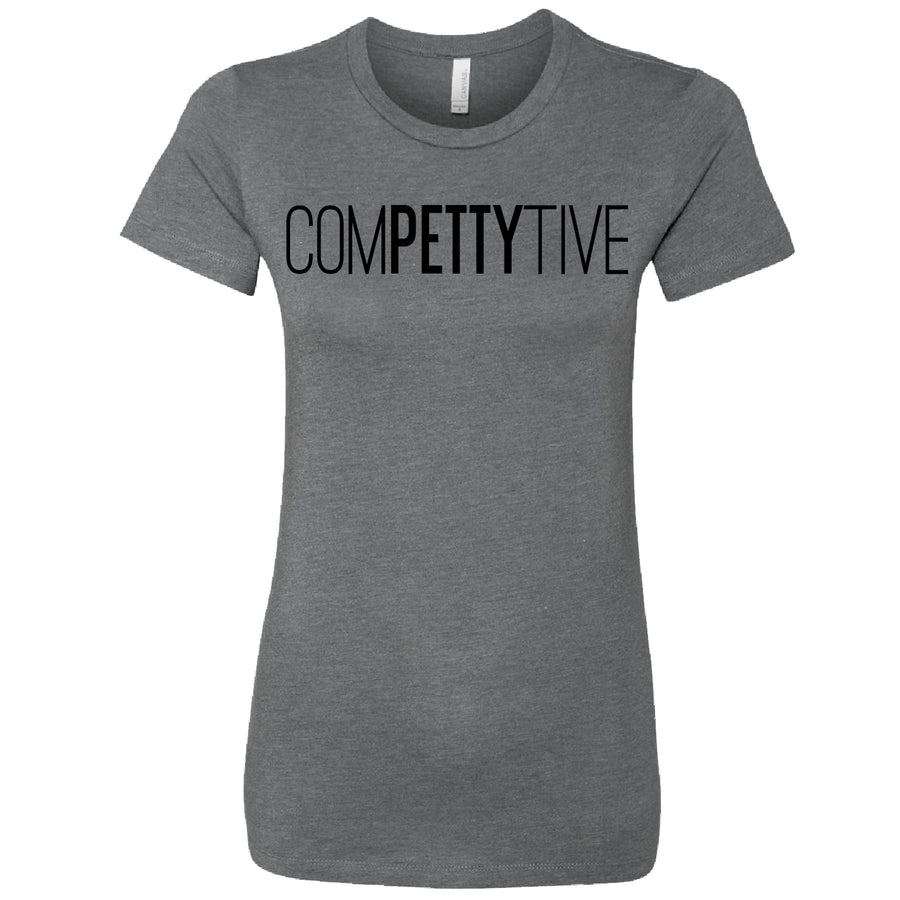 Short Sleeve Compettytive Tee