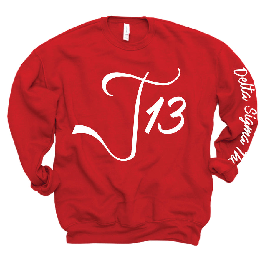 Custom J13 Sweatshirt