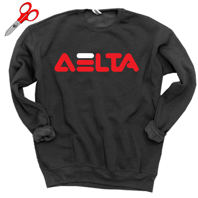 Fila Delta Fleece OVERSIZED Sweatshirt