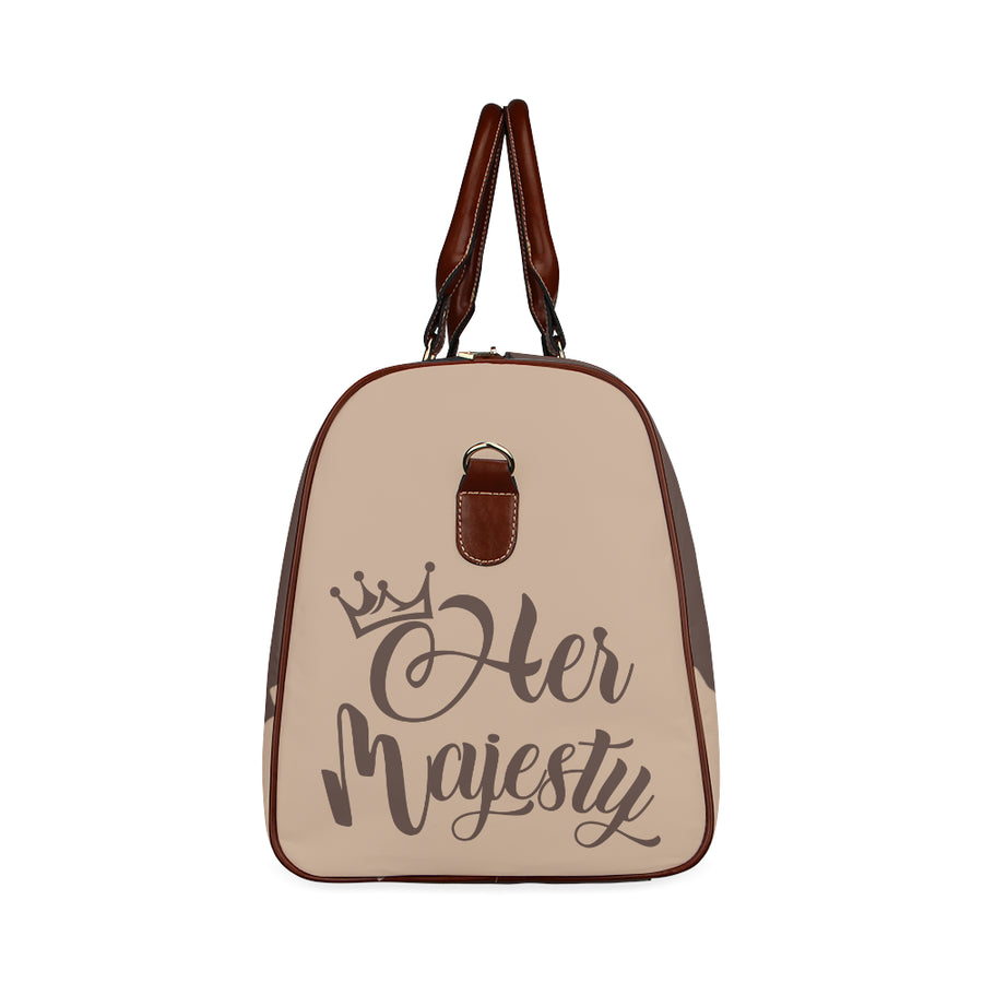 Her Majesty Waterproof Duffel Bag