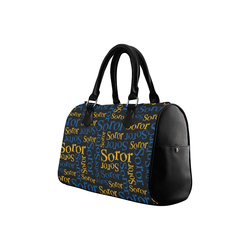 Sigma Soror Boston Handbag