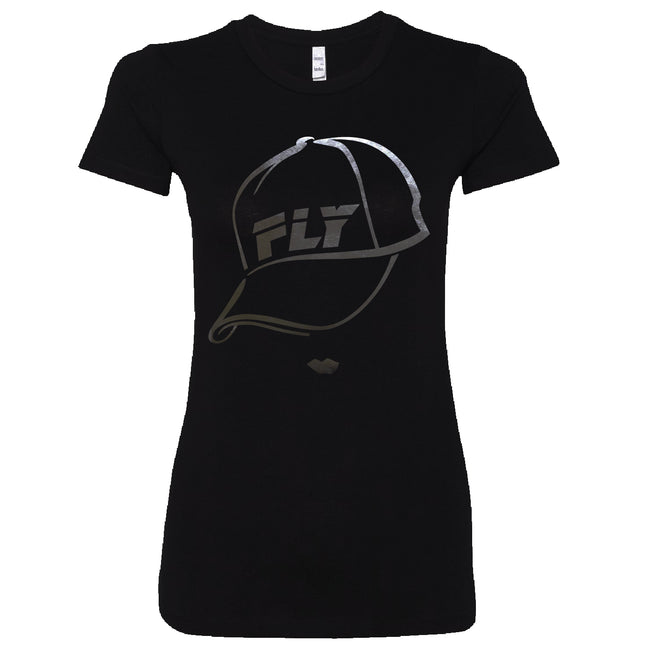 Short Sleeve Fly Cap Tee