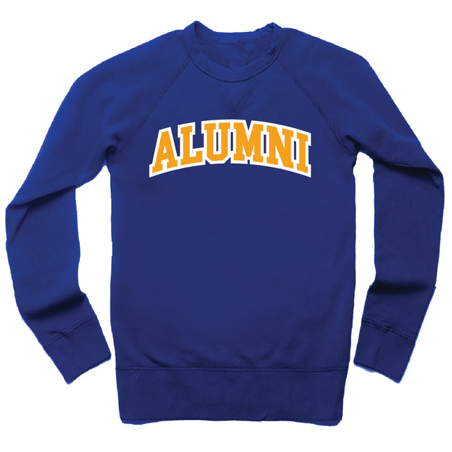 Blue and Gold ALUMNI Unisex Sweatshirt