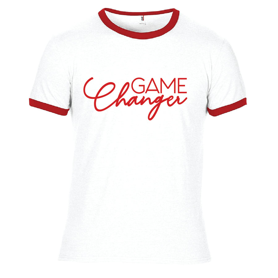 Custom Game Changer Tee
