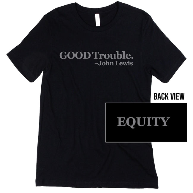 Short Sleeve Mens Good Trouble Tee