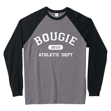 Bougie Athletics Baseball Tee