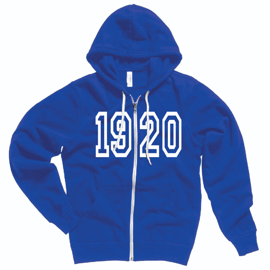 Hollow 1920 Fleece Jacket
