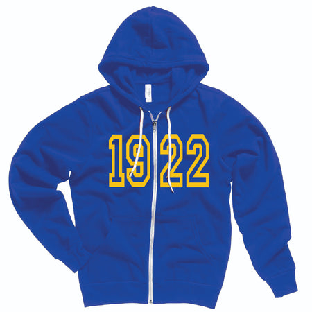 Hollow 1922 Fleece Jacket