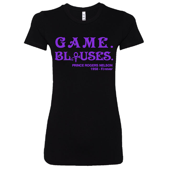 Short Sleeve Game Blouses Ladies Tee