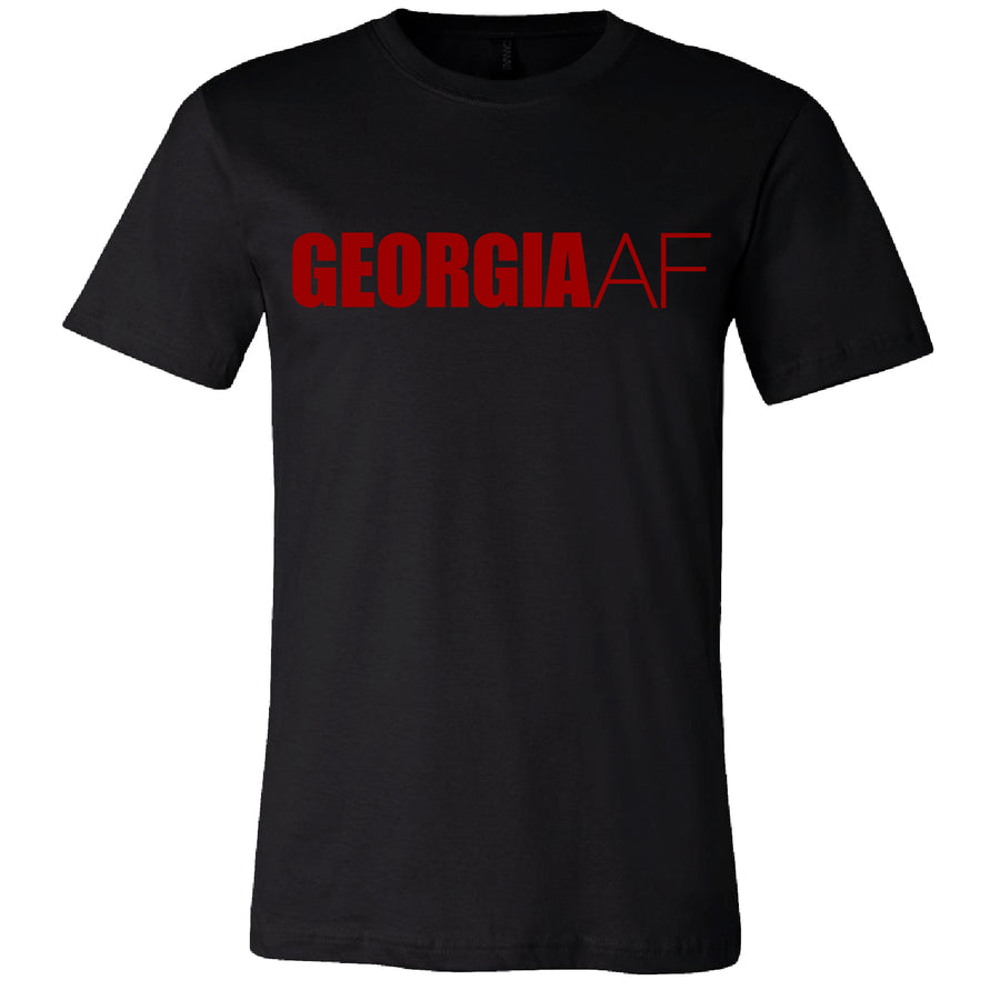 Short Sleeve Mens GeorgiaAF Tee