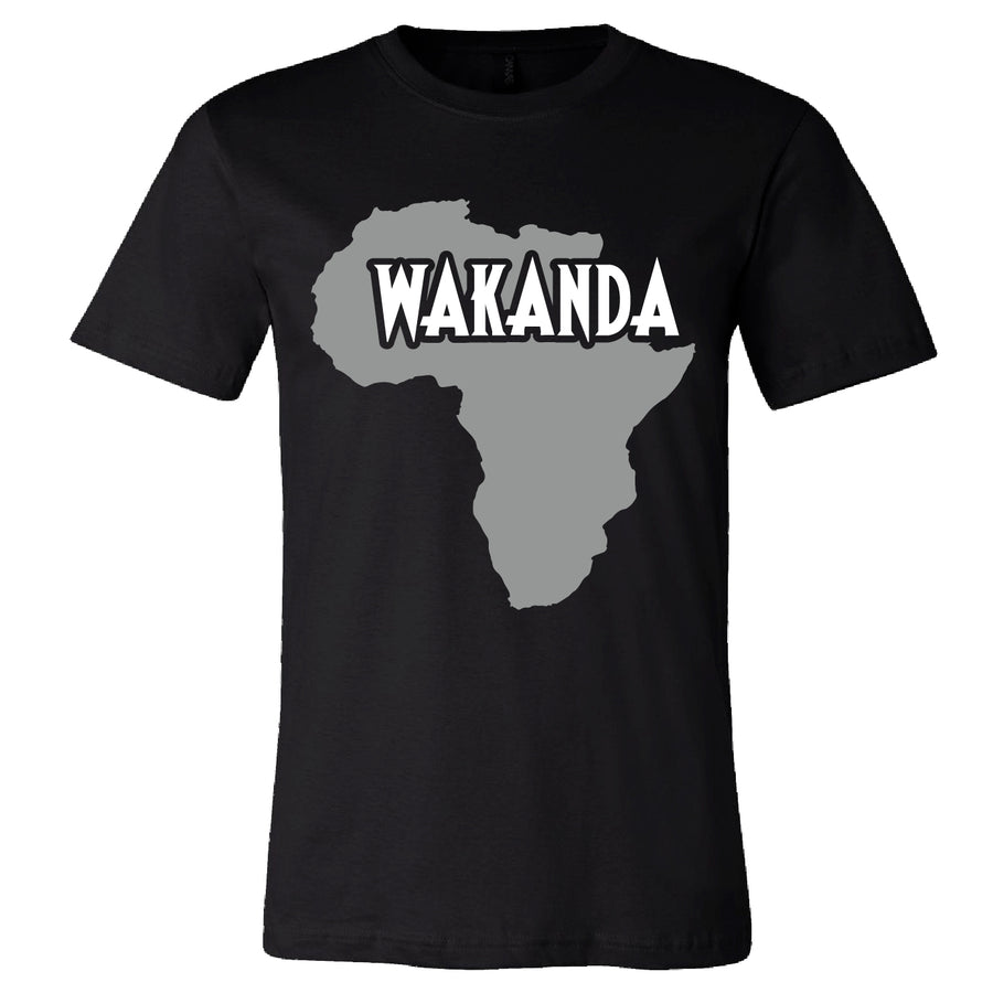Short Sleeve Wakanda Mens Tee