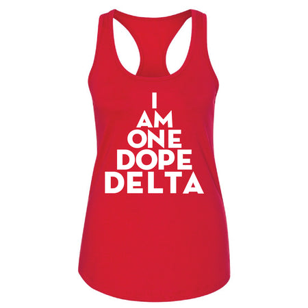 One Dope Delta Tank