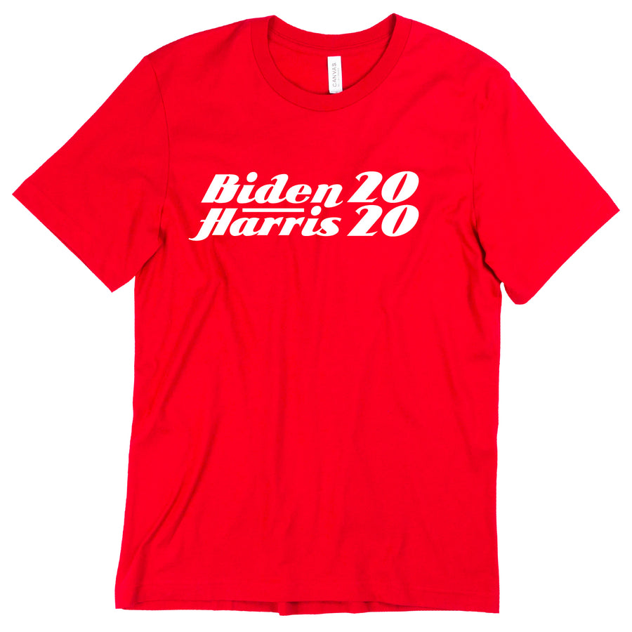 Short Sleeve Biden Harris Mens Tee