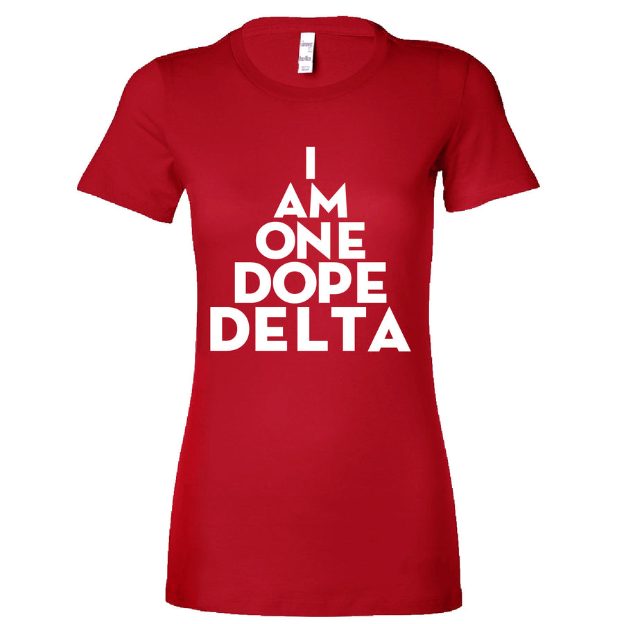 Short Sleeve One Dope Delta Tee