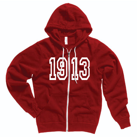 Hollow 1913 Fleece Jacket