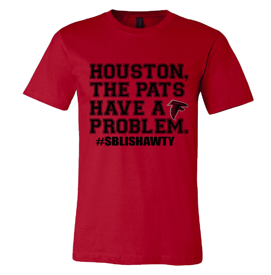 Short Sleeve Pats Have a Problem Mens Tee
